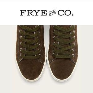 FRYE sneakers